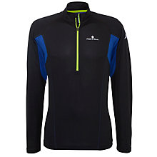 Buy Ronhill Long Sleeve 1/2 Zip Top, Blue Online at johnlewis.com