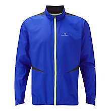 Buy Ronhill Advance Windlite Jacket, Blue/Green Online at johnlewis.com