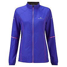 Buy Ronhill Aspiration Windlite Jacket, Midnight/Fuchsia Online at johnlewis.com