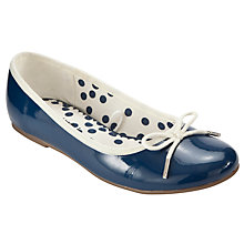 Buy John Lewis Girl Ainslie Patent Pumps Online at johnlewis.com