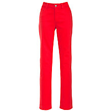 Buy Not Your Daughter's Bull Denim Coloured Skinny Jeans, Candy Apple Online at johnlewis.com