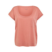 Buy Toast Draped T-Shirt Online at johnlewis.com