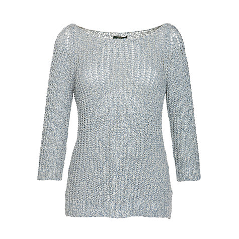 Buy Lauren by Ralph Lauren Boat Neck Jumper Online at johnlewis.com