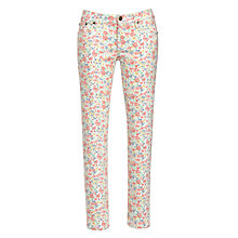 Buy Lauren by Ralph Lauren Floral Ankle Trousers Online at johnlewis.com