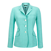 Buy Lauren by Ralph Lauren Hanging Jacket, Sea Turquoise Online at johnlewis.com