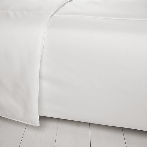 Buy John Lewis The Basics Microfibre Duvets, 4.5 tog Online at johnlewis.com