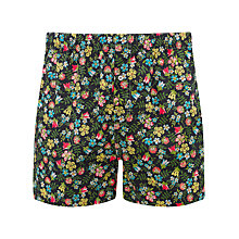 Buy John Lewis Liberty Print Edenham Boxers with Bag, Multi Online at johnlewis.com