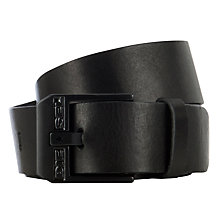 Buy Diesel Bluestar Cintura Leather Belt Online at johnlewis.com