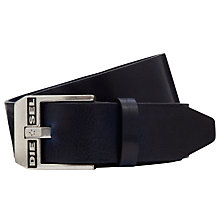 Buy Diesel Bluestar Cintura Belt Online at johnlewis.com