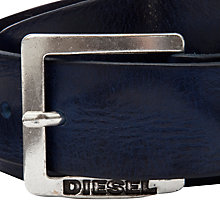 Buy Diesel Brokku Belt Online at johnlewis.com