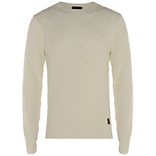 Buy Henri Lloyd Parrel Crew Neck Jumper, Surf Online at johnlewis.com