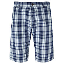 Buy Dockers Poplin Check Shorts Online at johnlewis.com