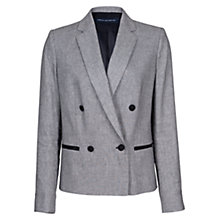 Buy French Connection Prime Run Jacket, Grey Online at johnlewis.com