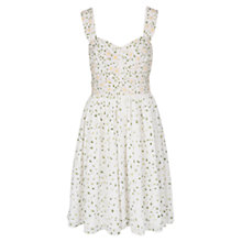 Buy French Connection Elizabeth Dress, Daisy Online at johnlewis.com