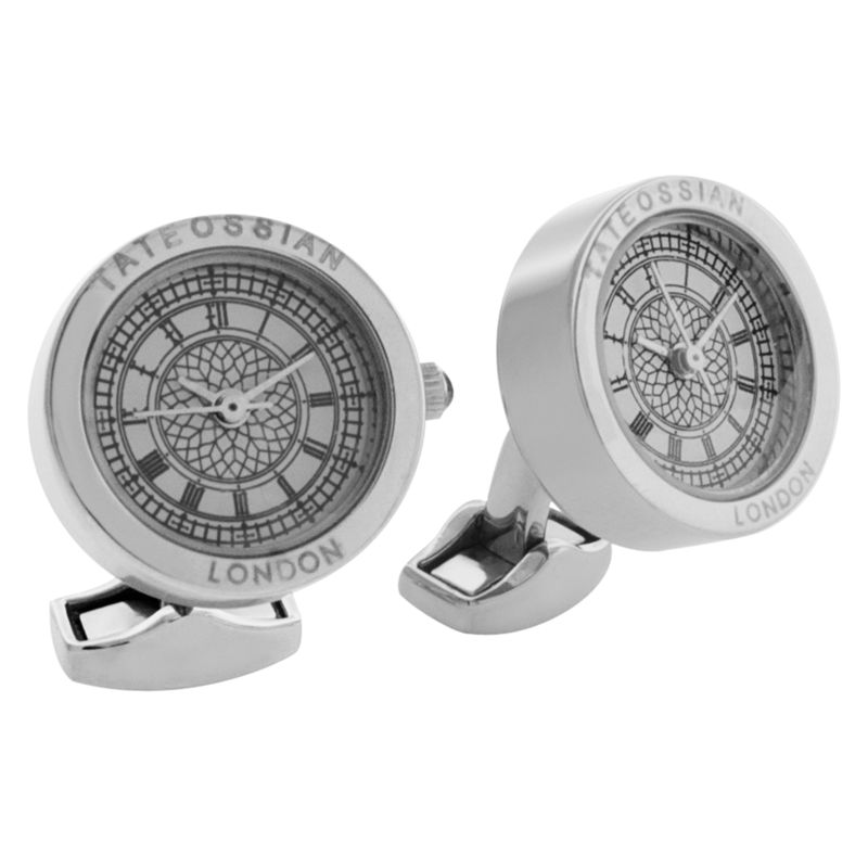 Tateossian Big Ben Cufflinks