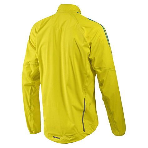 Buy Adidas 2013 Tour Men's Cycling Jacket, Yellow/Black Online at johnlewis.com