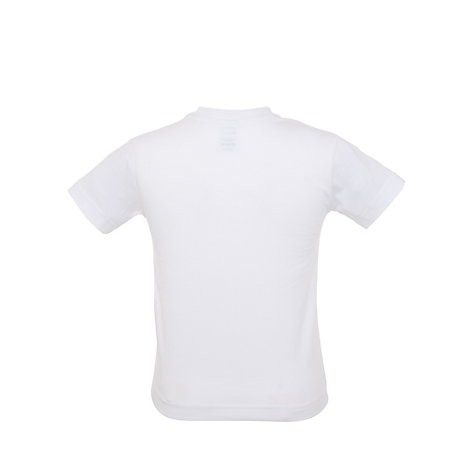 Buy Bourton Meadow Academy T-Shirt, White Online at johnlewis.com