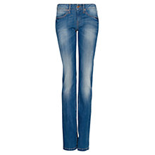 Buy Mango Slim Jeans, Denim Online at johnlewis.com