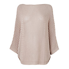 Buy Phase Eight Made in Italy Gwyneth Jumper, Stone Online at johnlewis.com