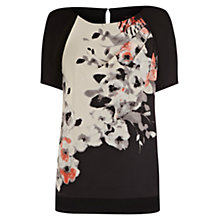 Buy Coast Alize Printed Top, Multi Online at johnlewis.com