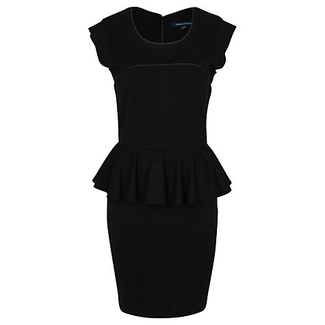 Buy French Connection Valencia Capped Sleeve Dress Online at johnlewis.com