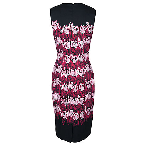 Buy French Connection T-Queenie Rae Dress, Multi Online at johnlewis.com