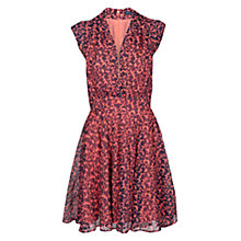 Buy French Connection Feline Wonder Dress, Holiday Crush Online at johnlewis.com