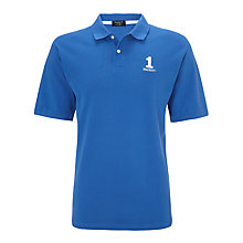 Buy Hackett London Pique Polo Shirt Online at johnlewis.com