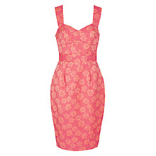 Buy French Connection Jacquard Bustier Dress Online at johnlewis.com
