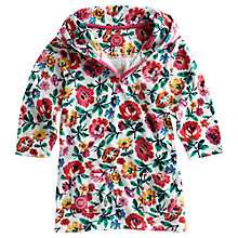 Buy Little Joule Shellseeker Cover Up, Cream Flower Online at johnlewis.com