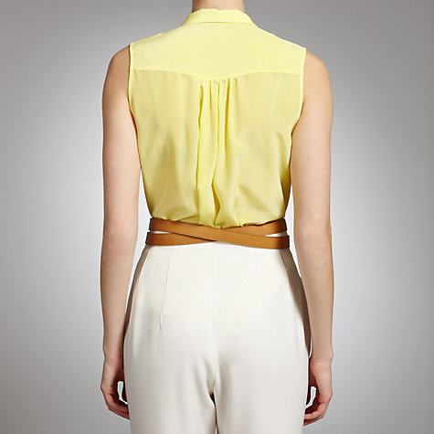 Buy Somerset by Alice Temperley Double Wrap Leather Belt Online at johnlewis.com
