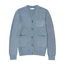 Buy Reiss Sammy Cardigan, Airforce Blue Online at johnlewis.com