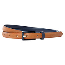 Buy Hobbs Cowen Belt, Tan Online at johnlewis.com