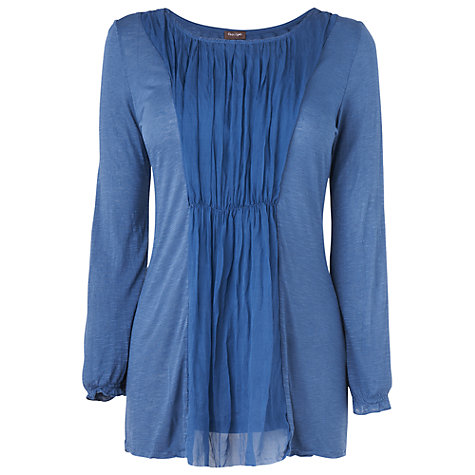Buy Phase Eight Made in Italy Arabela Silk Panel Top Online at johnlewis.com