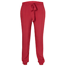 Buy French Connection Donna Trousers, Fuchsia Rose Online at johnlewis.com