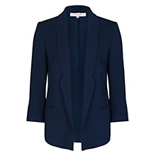 Buy French Connection Connie Jacket, Nocturnal Online at johnlewis.com