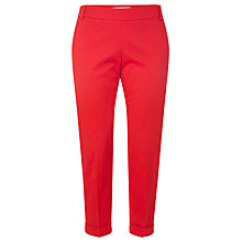 Buy French Connection Sundry Trousers, Lady Rouge Online at johnlewis.com