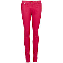 Buy Ted Baker Resin Finish Skinny Jeans Online at johnlewis.com
