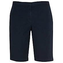 Buy French Connection Galaxy Cotton Roll Up Shorts, Nocturnal Online at johnlewis.com