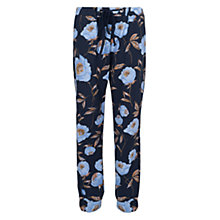 Buy French Connection Spring Bloom Sweat Joggers, Total Eclipse Online at johnlewis.com