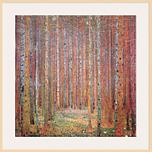 Buy Gustav Klimt - Tannenwald 1 Online at johnlewis.com