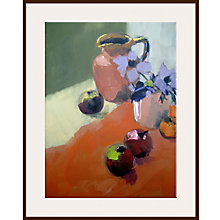 Buy Lindy Dunbar - Terracotta Still Life Online at johnlewis.com