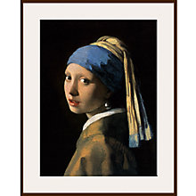 Buy Johannes Vermeer - Girl with a Pearl Earring Online at johnlewis.com