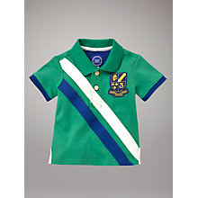 Buy Baby Joule Dalton Polo Shirt, Apple Online at johnlewis.com