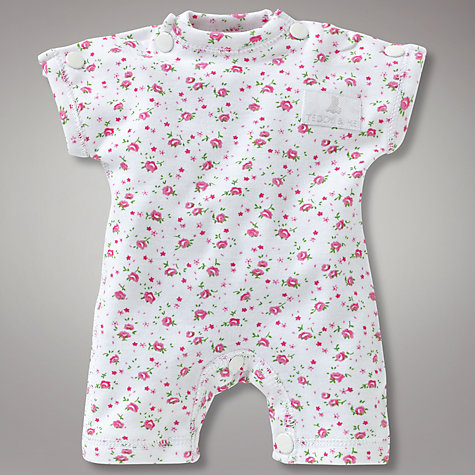 Buy Teddy & Me Rose Romper Online at johnlewis.com