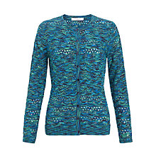 Buy COLLECTION by John Lewis Rosa Aztec Cardigan, Multi Online at johnlewis.com