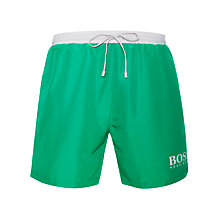 Buy Hugo Boss Starfish Swim Shorts Online at johnlewis.com