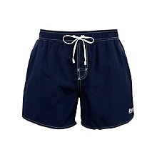 Buy Hugo Boss Lobster Plain Swim Shorts Online at johnlewis.com