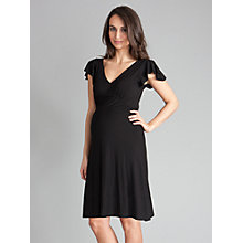 Buy Seraphine Brooke Dress, Black Online at johnlewis.com