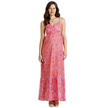 Buy Séraphine Matilda Maternity Dress, Multi Online at johnlewis.com
